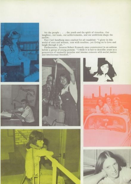 1976 Philo High School Yearbook Page 9