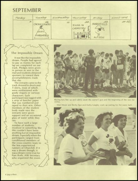 1978 Churchill High School Yearbook Page 8