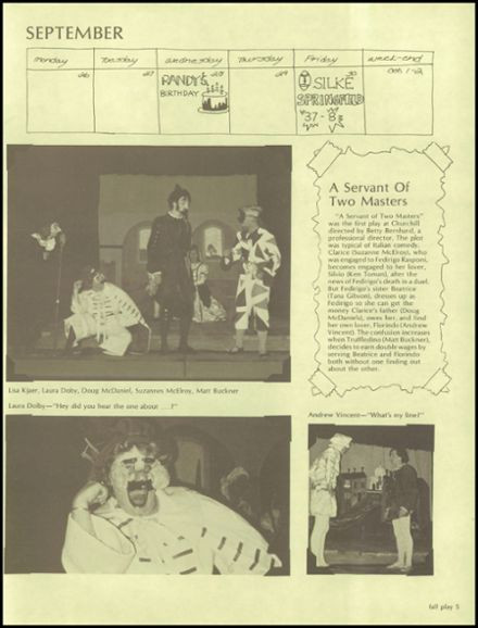 1978 Churchill High School Yearbook Page 9