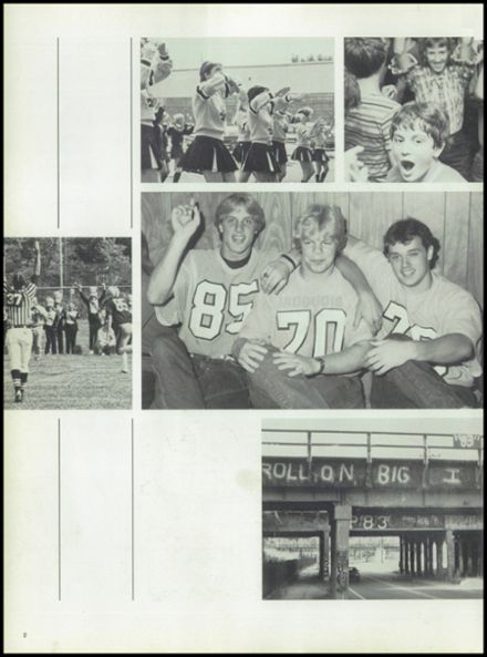 Explore 1983 Iroquois High School Yearbook Erie Pa Classmates