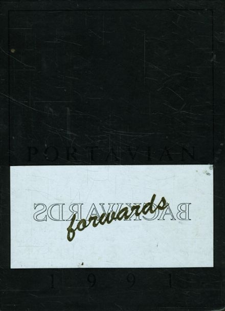 1991 Gateway High School Yearbook Cover