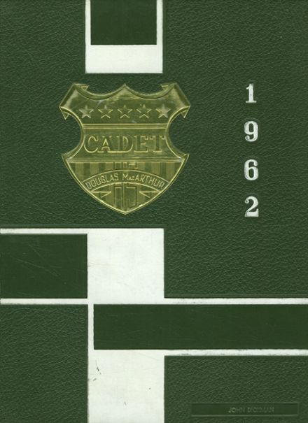 1962 MacArthur High School Yearbook Cover