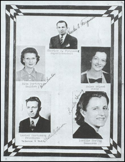 1942 Naylor High School Yearbook Page 8