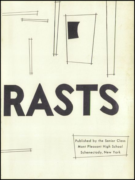 1959 Mt. Pleasant High School Yearbook Page 5