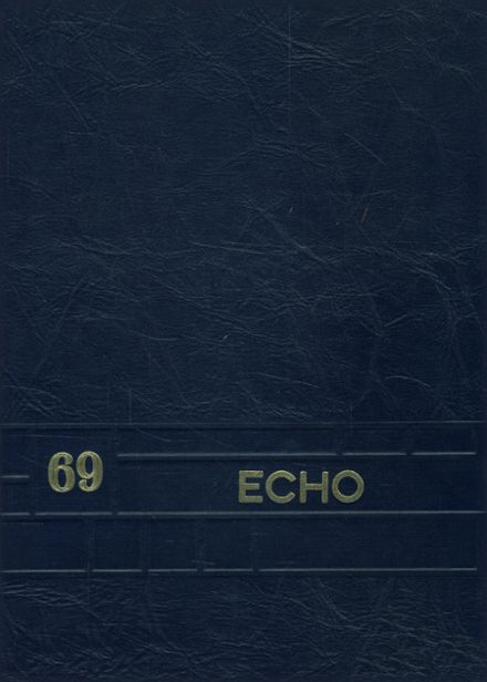1969 Smithton R-VI High School Yearbook Cover