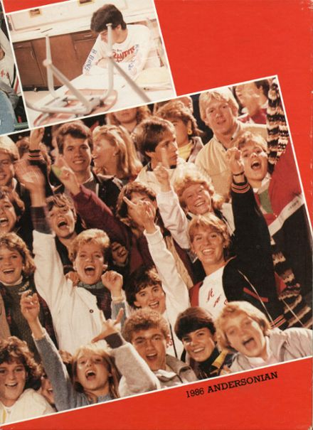 1986 Anderson High School Yearbook Online Cincinnati Oh Classmates