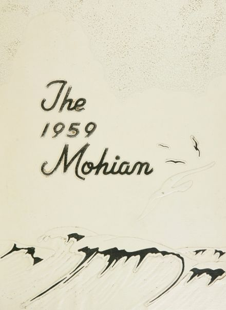 1959 Murphy High School Yearbook Cover