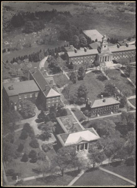 1948 Phillips Academy Yearbook Page 2