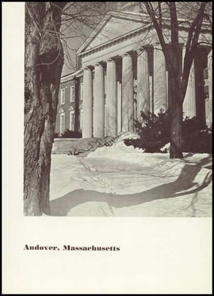 1948 Phillips Academy Yearbook Page 7
