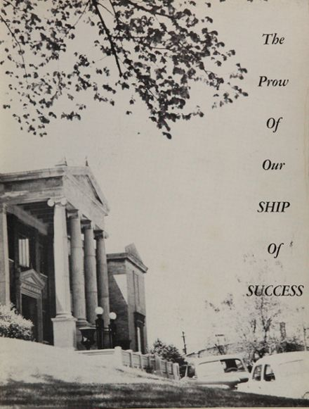 1955 South Side High School Yearbook Page 7