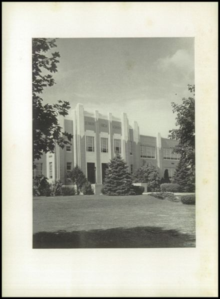 1950 Lansdale High School Yearbook Page 6