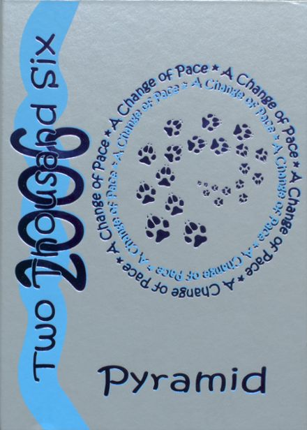 2006 Pinckneyville High School Yearbook Cover