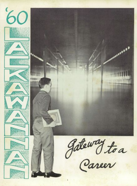 1960 Lackawanna High School Yearbook Page 5