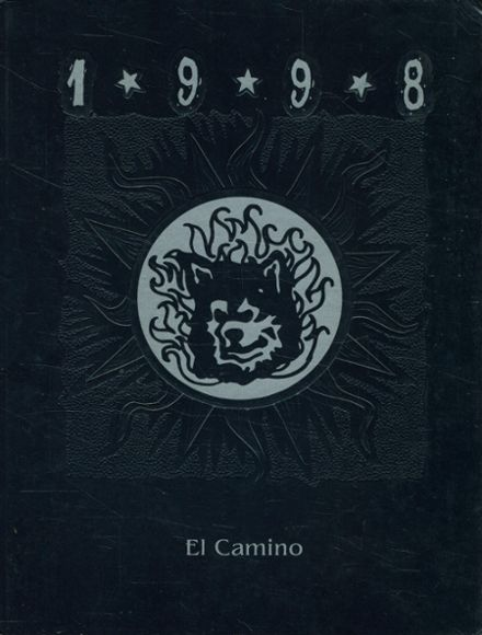 1998 North Hollywood High School Yearbook Cover