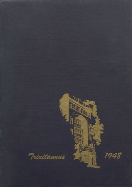 1948 Trinity Pawling High School Yearbook Cover