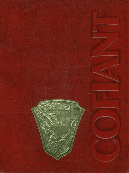 1978 Glasgow High School Yearbook Cover