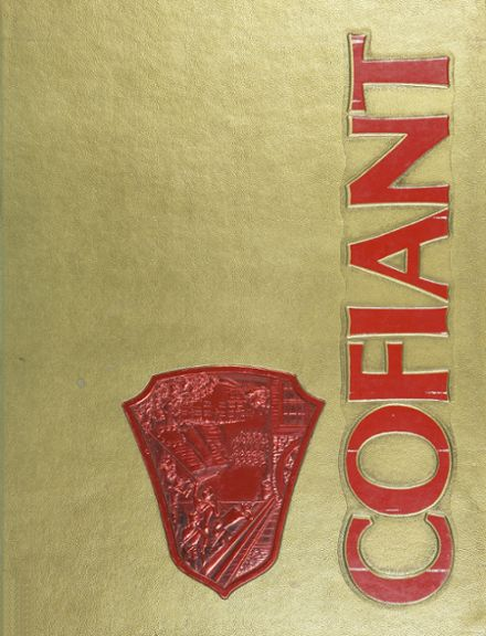 1979 Glasgow High School Yearbook Cover