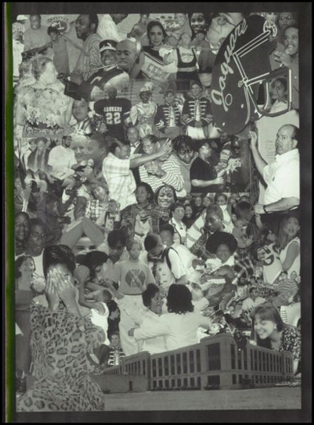 Explore 1997 Central High School Yearbook, Beaumont TX