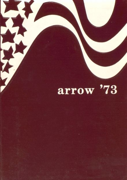 1973 Ashland High School Yearbook Cover