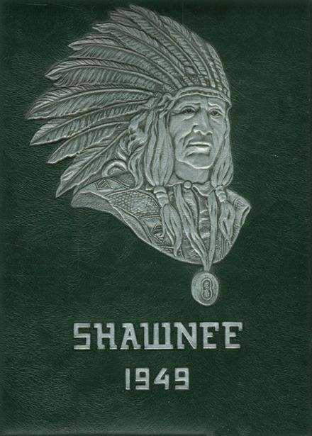 1949 New Cumberland High School Yearbook Cover