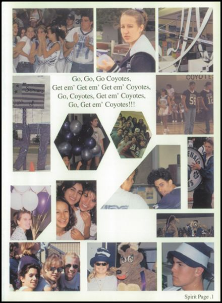 1997 Denair High School Yearbook Page 5