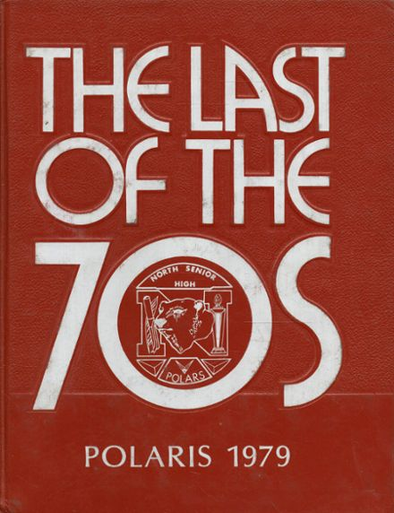 1979 North High School Yearbook Cover