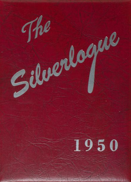 1950 Montgomery Blair High School Yearbook Cover