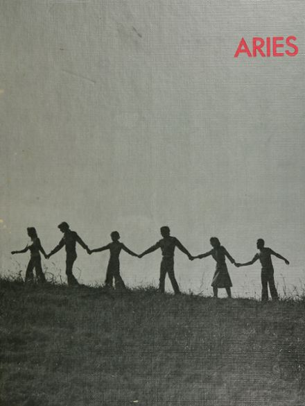 1977 Richfield High School Yearbook Cover