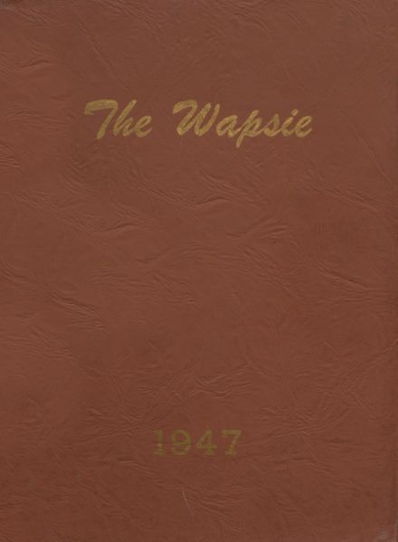 1947 Independence Christian High School Yearbook Cover