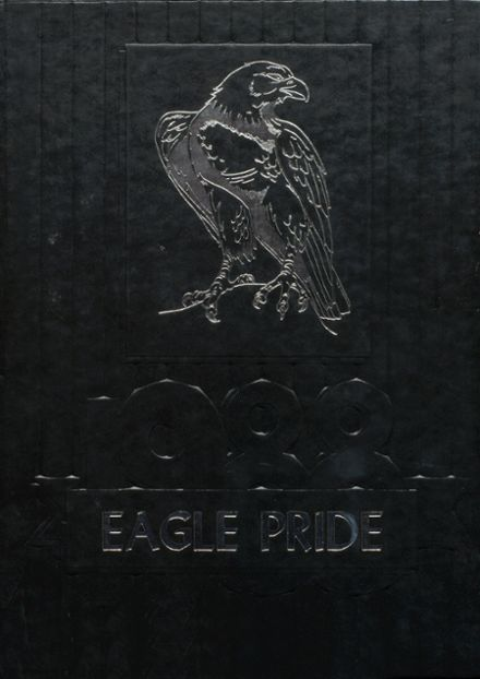 1988 Afton High School Yearbook Cover