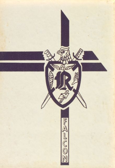 1975 Roth High School Yearbook Cover