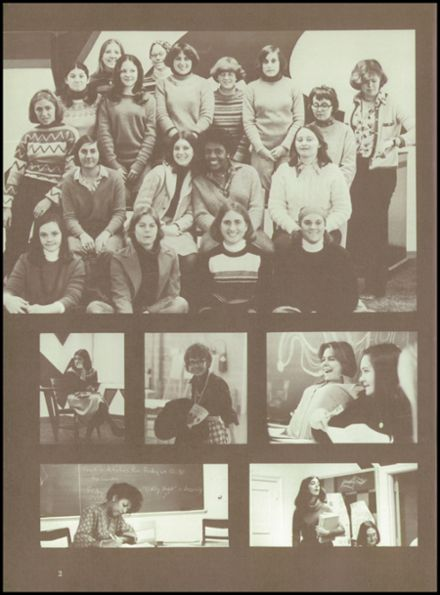 1977 Winchester Thurston High School Yearbook Page 6