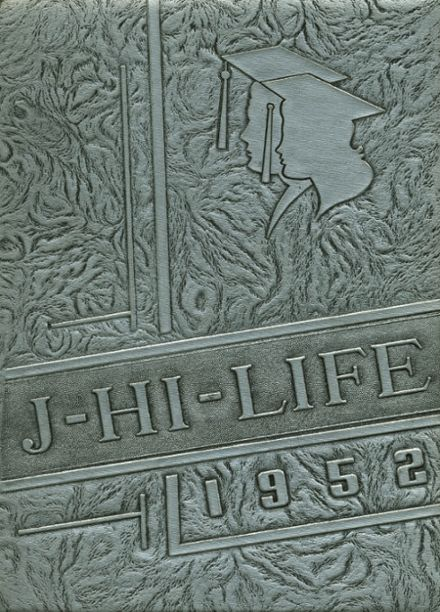 1952 Jefferson Area High School Yearbook Cover