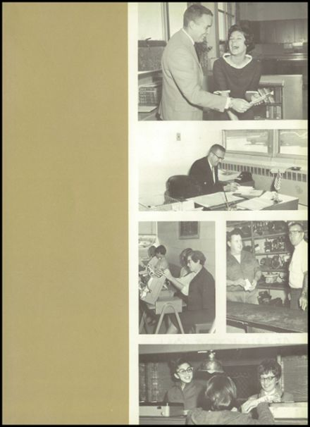 1967 Mt. Healthy High School Yearbook Page 9