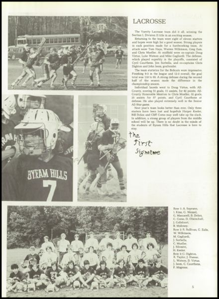 Explore 1977 Byram Hills High School Yearbook, Armonk NY